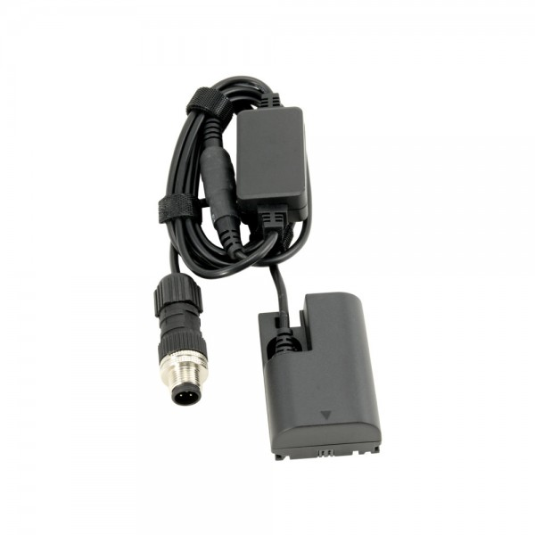 EAGLE Compatible power Cable for for Canon EOS 6D, 7D, 60D, 60Da, 70D, 5D Mk II, 5D Mk III 3A