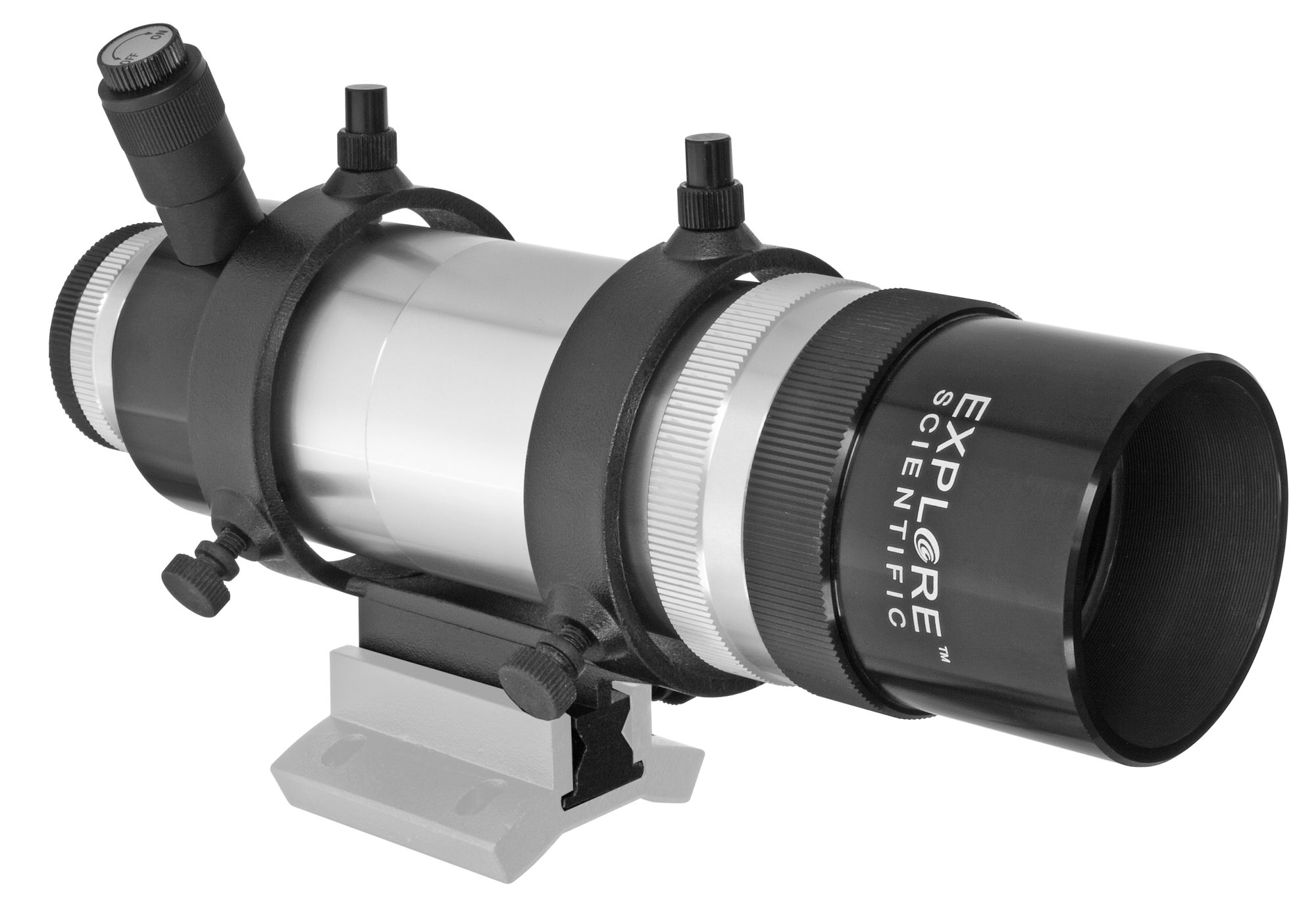 Explore Scientific 8x50 Illuminated Finder Scope