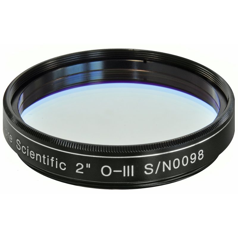 Explore Scientific O-III Nebula Filter 1.25'' / 2''