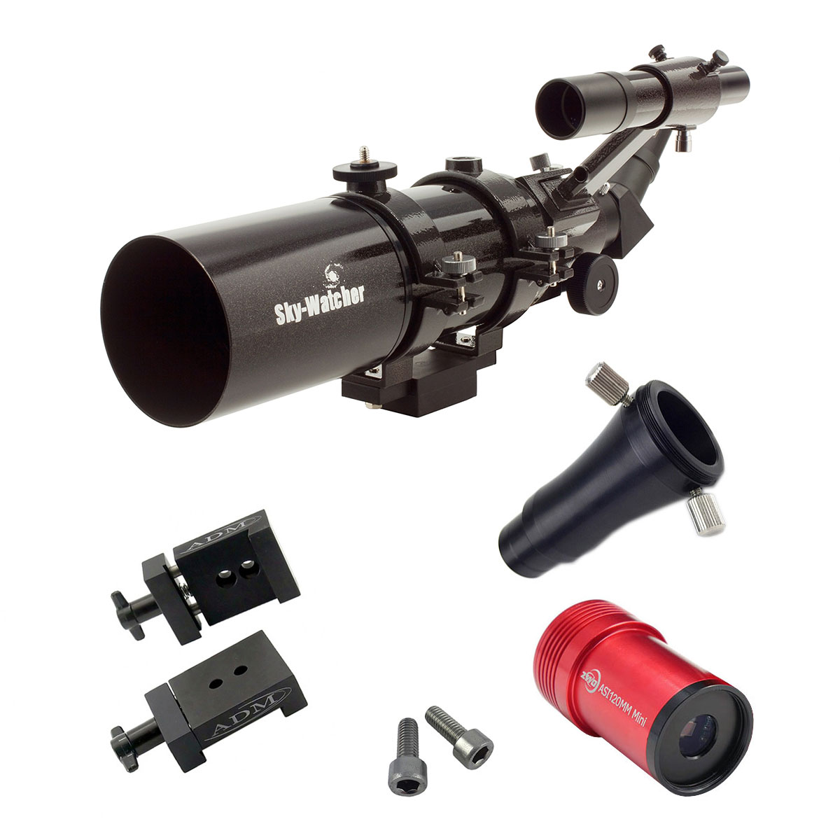 Guide Scope Bundle - Suitable for Piggy Backing