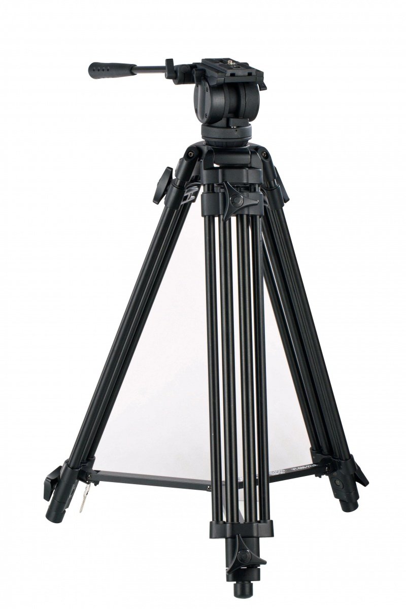 Fotomate VT-680-222R Heavy-Duty Professional 2-Way Tripod