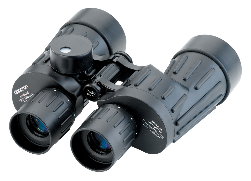 Opticron Pro Series II 7x50 Compass Binoculars