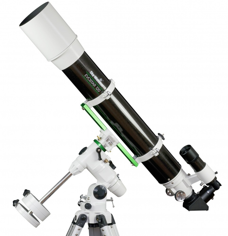 Sky-Watcher Evostar 120 with EQ3-2 / EQ3-PRO / EQ5 / EQ5-PRO / HEQ5 Mounts
