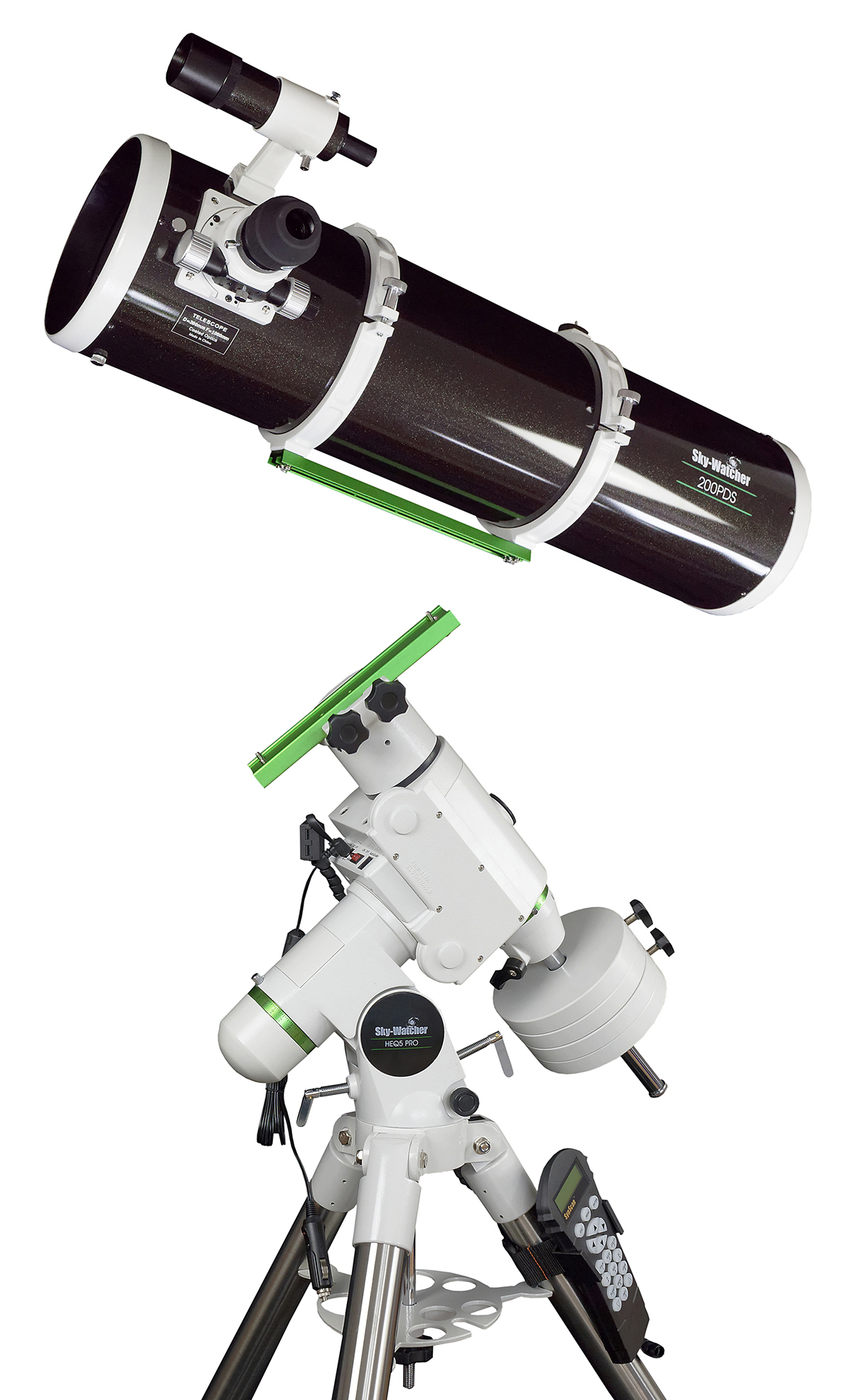 Sky-Watcher Explorer 200P-DS HEQ5 PRO
