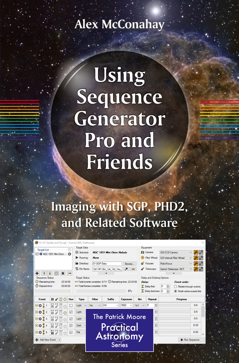 Using Sequence Generator Pro and Friends Book