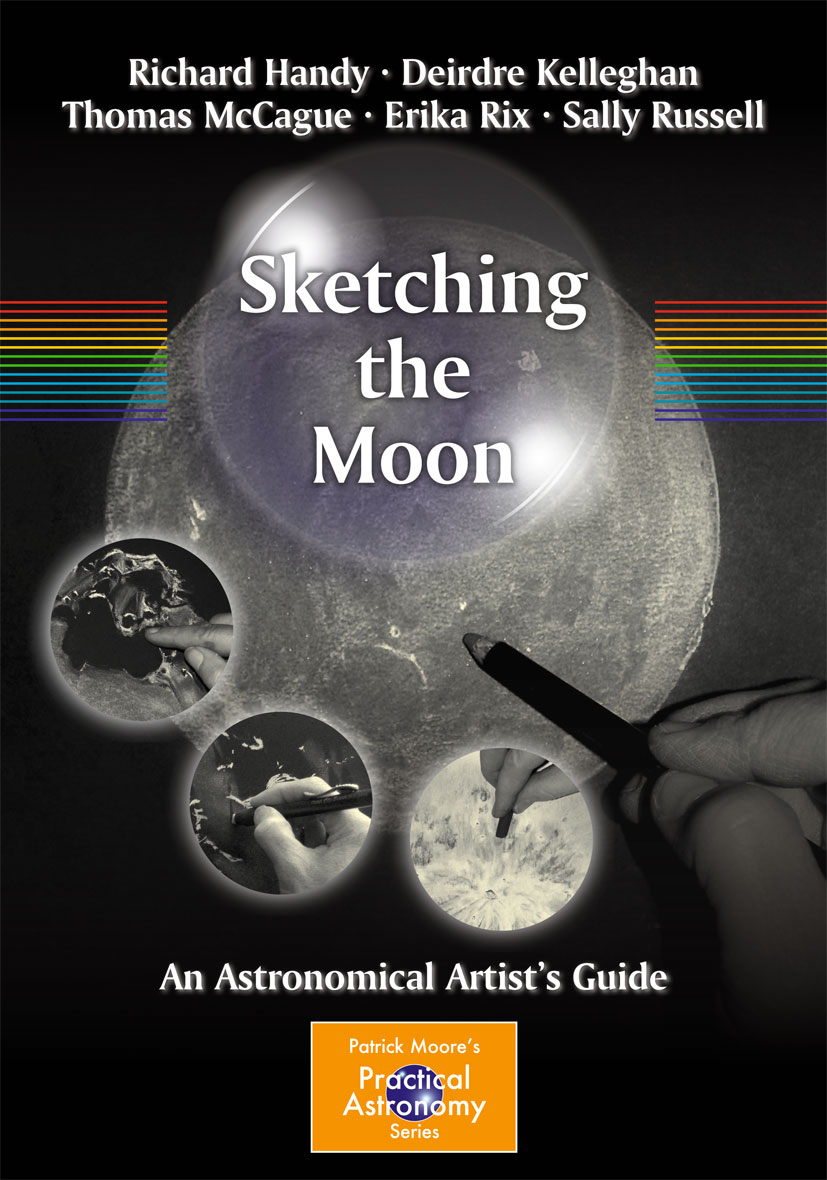Sketching the Moon Book