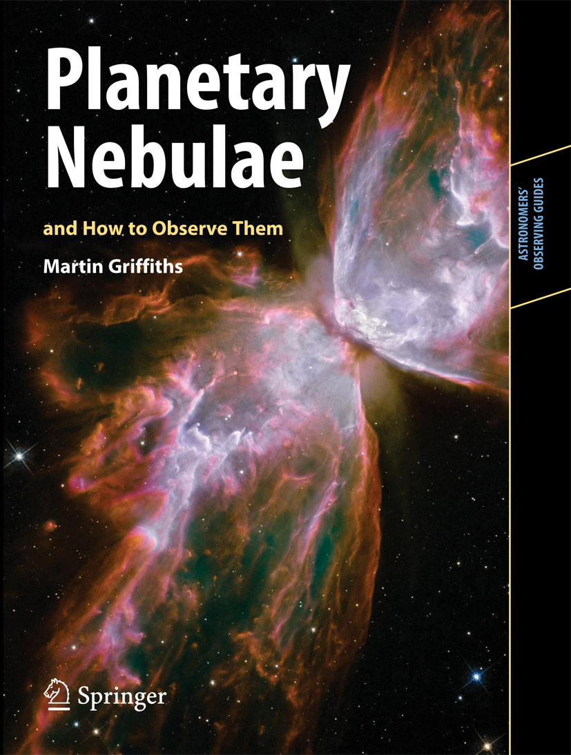 Planetary Nebulae and How to Observe Them Book