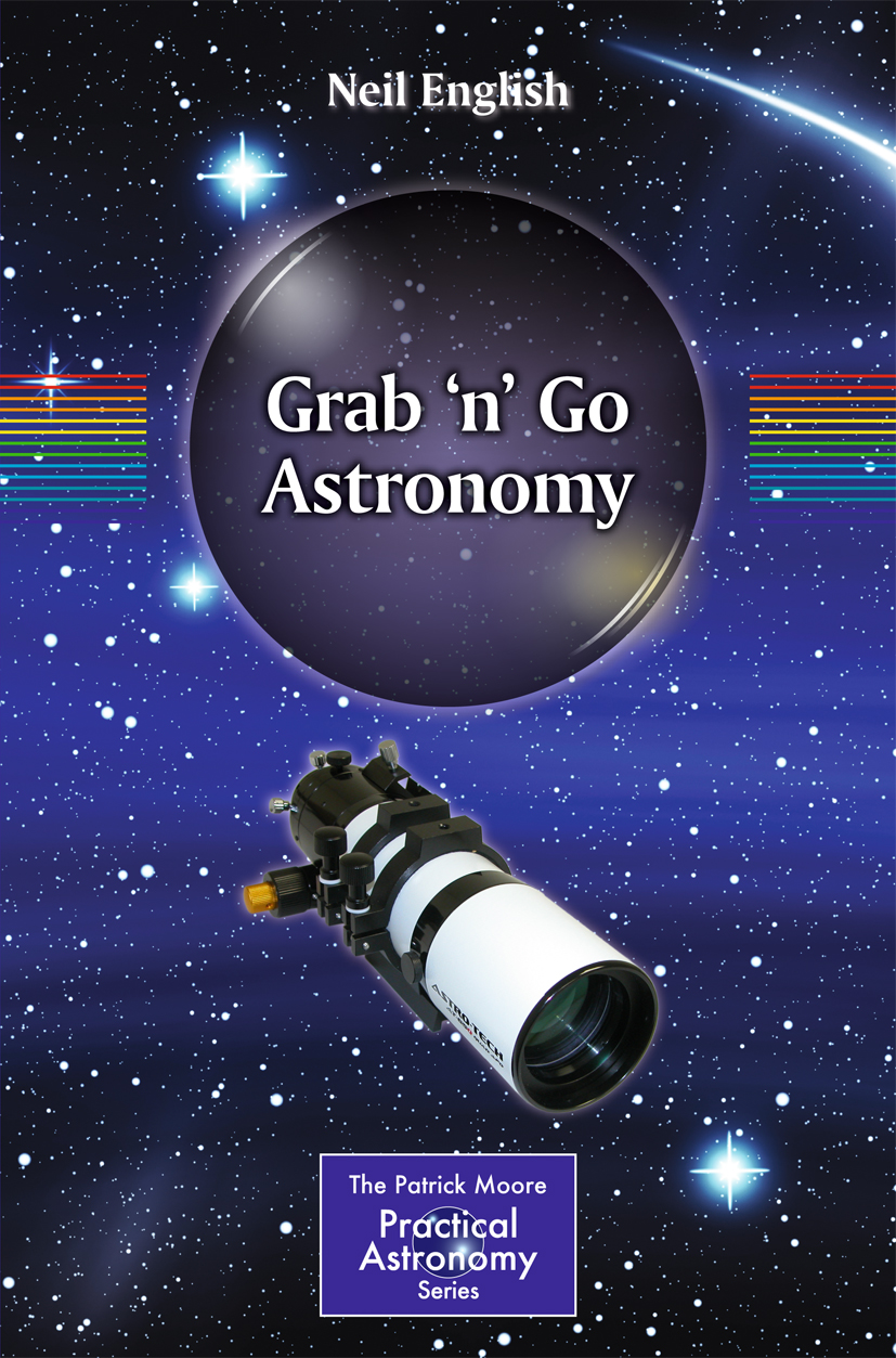 Grab 'n' Go Astronomy Book