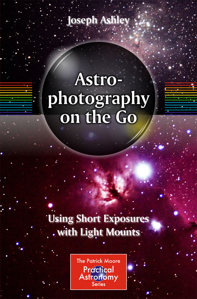 Astrophotography on the Go Book