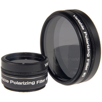 Variable Polarising Moon Filter