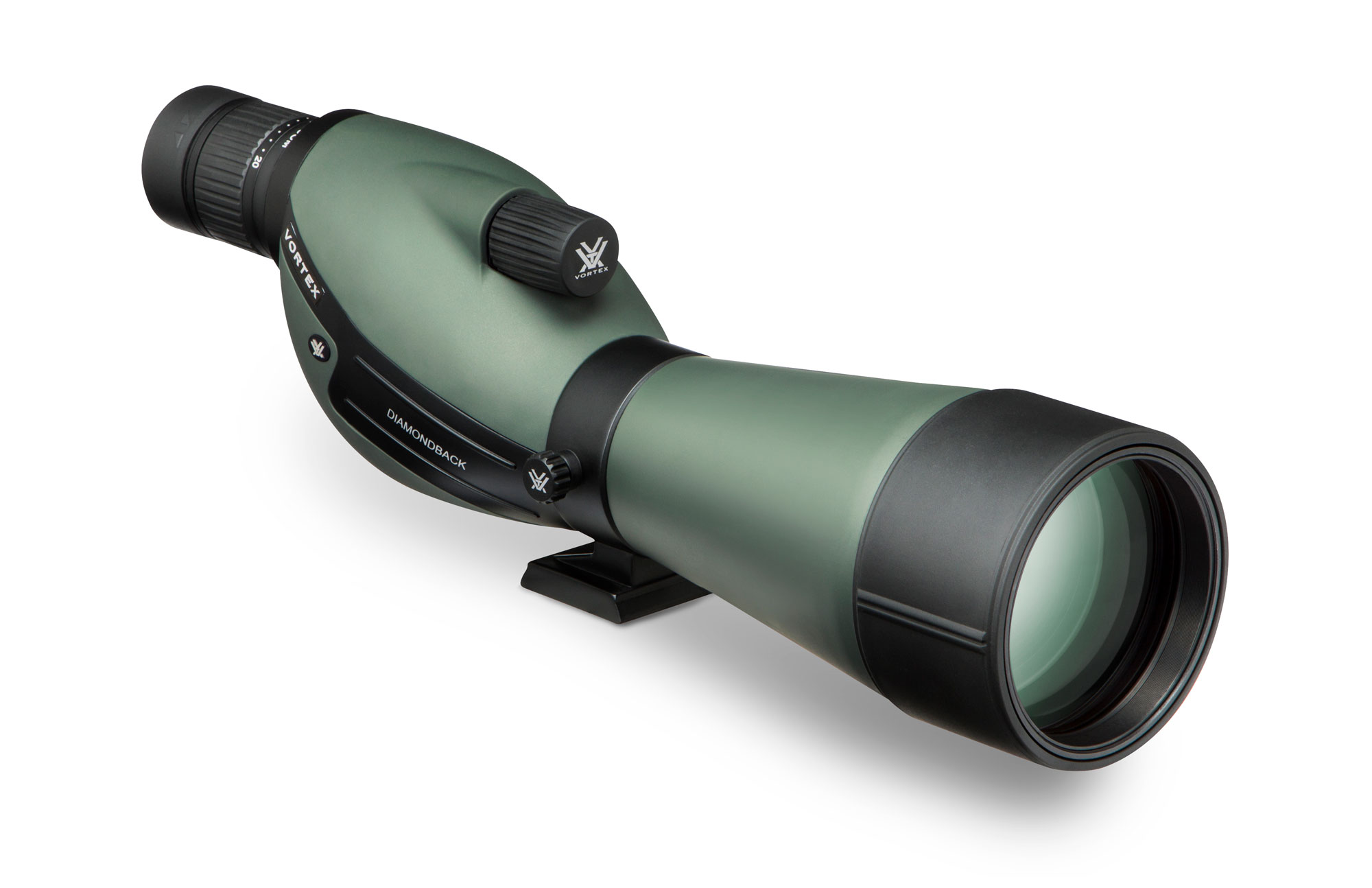 Vortex Optics Diamondback 20-60x80 Straight Spotting Scope