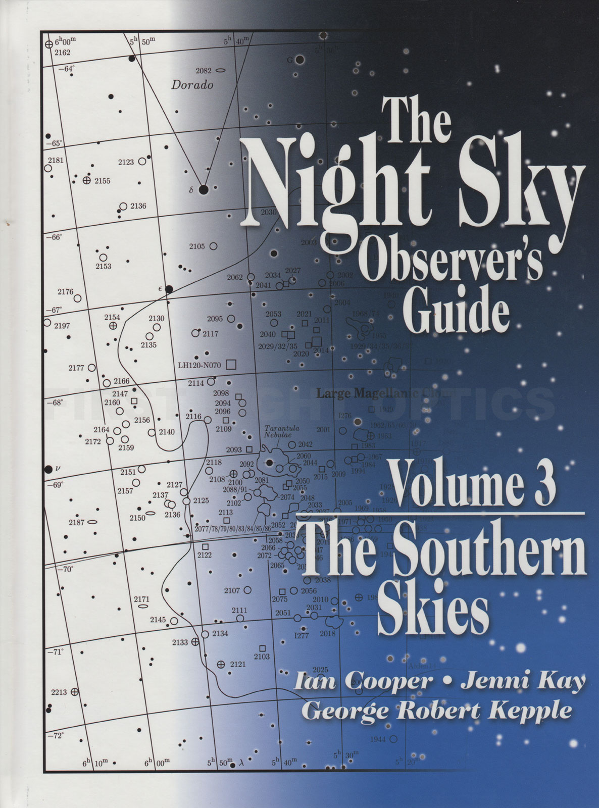 The Night Sky Observers Guide - Volumes 1, 2 and 3 Book