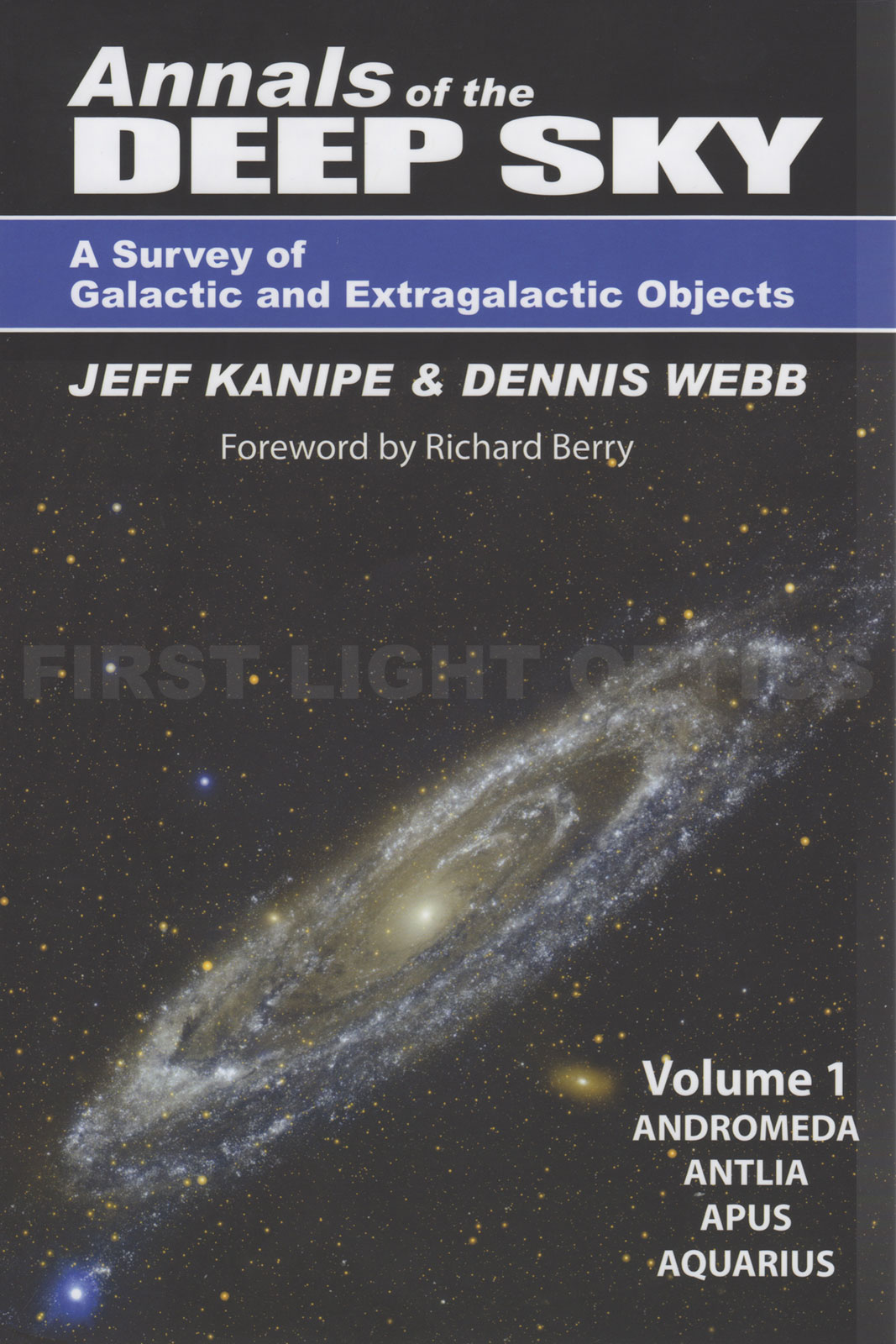 Annals of the Deep Sky Volume 1, 2, 3, 4, 5 and 6 Books