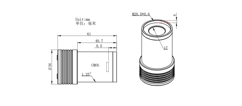 Zwo Asi 120mm Mini Usb 20 Mono Camera First Light Optics Hyperstart Dual Battery Isolator Wiring Mechanical Drawing