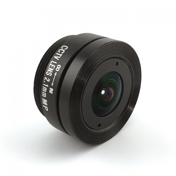 ZWO Replacement 150-degree Wide Angle Lens for ZWO ASI Cameras