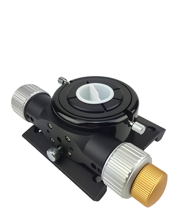 Dual-Speed Low Profile 1.25/2'' Crayford Focuser