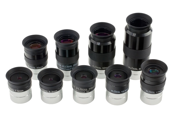 Sky-Watcher SP Plossl eyepieces