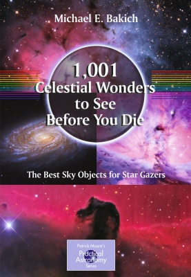 1,001 Celestial Wonders to See Before You Die Book
