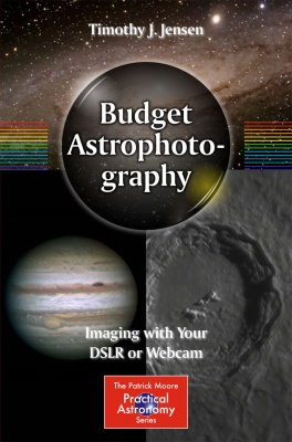 Budget Astrophotography Book