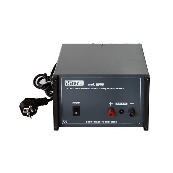 10Micron Stabilised Power-Supply for GM 2000 and GM 3000