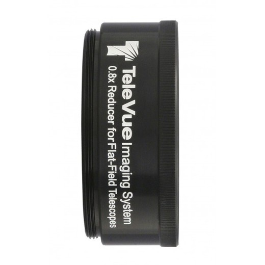 Tele Vue 0.8x Reducer / Flattener NPR-1073 for NP101is and 127is
