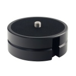 Berlebach 3/8'' Photo Adapter for HEQ5 / AZ5 tripod.