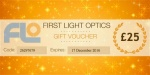 First Light Optics Gift Voucher