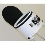Astrozap light shield for Dobsonian