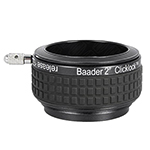 Baader 2'' S58 ClickLock Clamp for Diamond SteelTrack