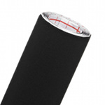 Black Velour Flocking Material (45cm x 1m / 5m)