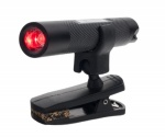 Catseye Red LED Clip On Light