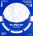 David Chandler Night Sky Planisphere Cardboard
