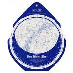 David Chandler Night Sky Planisphere