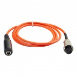 Lynx Astro Silicone Power Cable 2.1mm DC Socket to GX16-2 DC Jack