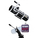 Skywatcher 130p DS, AZ4 Mount & Steel Tripod