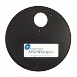 SX filter wheel face plate for H18 and M26 Cameras