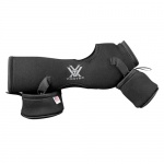 Vortex Optics Diamondback 80mm Black Neoprene Case - Angled