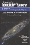 Annals of the Deep Sky Volume 1, 2, 3 and 4 Book