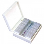 Zenith 25pc Microscope Prepared Slide Set