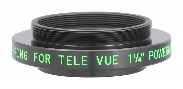 Tele Vue 1.25'' Powermate T-Ring Adapter