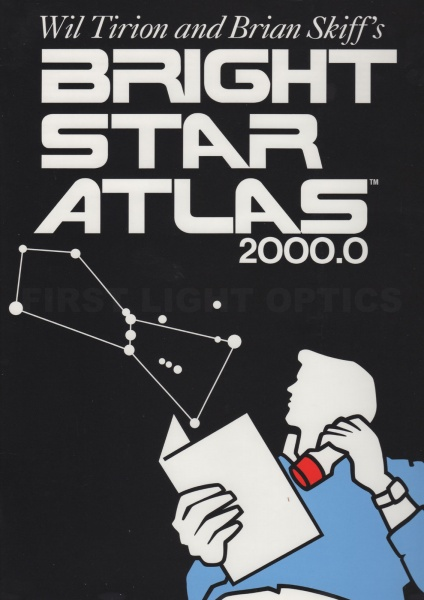 Bright Star Atlas 2000.0 Book