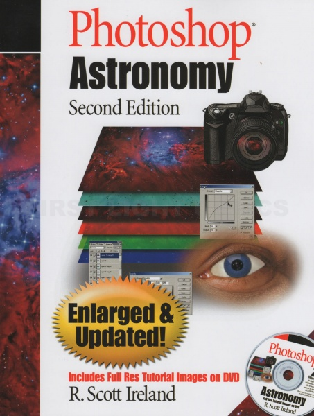 Photoshop Astronomy  (Second Edition) Book