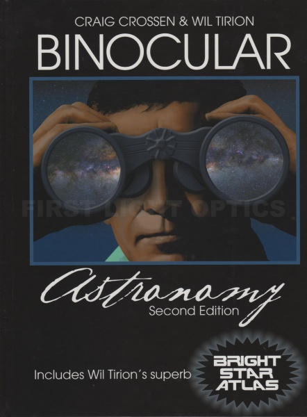Binocular Astronomy (Second Edition) Book