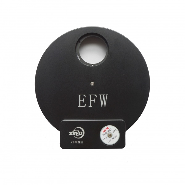 ZWO Electronic Filter Wheel  (EFW) - 8 x 1.25″ or 7 x 36mm