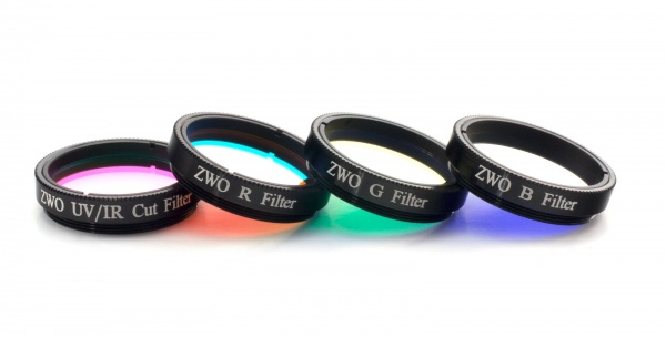 ZWO 36mm LRGB Filter Set Optimised for ASI1600