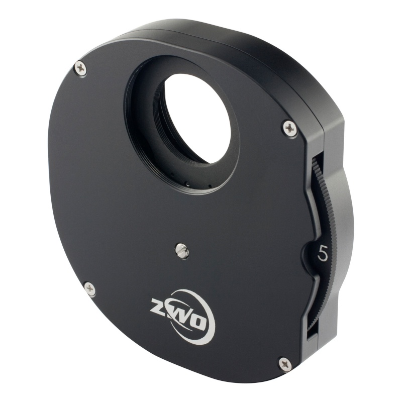 ZWO 5 Position 1.25'' Manual Filter Wheel