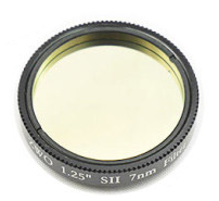 ZWO 2'' SII 7nm Narrowband Filter